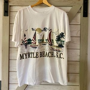 Other - Vintage Single stitched Myrtle Beach S.C. T-shirt.